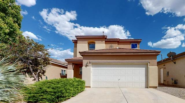672 Troon Drive SE, Rio Rancho, NM 87124 (MLS #972314) :: Campbell & Campbell Real Estate Services