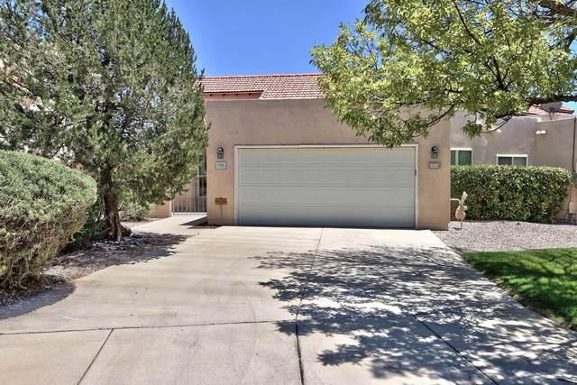 3236 Renaissance Drive SE, Rio Rancho, NM 87124 (MLS #972335) :: Campbell & Campbell Real Estate Services