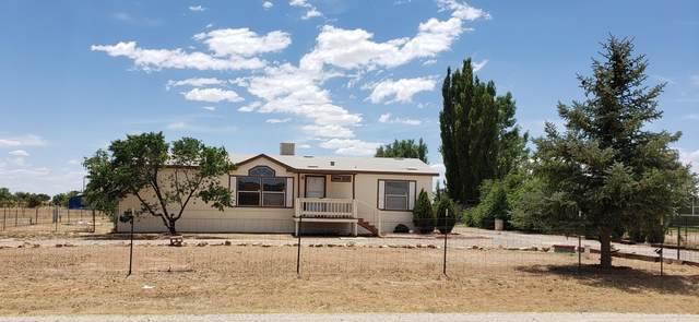 4 Twelve Oaks Road, Moriarty, NM 87035 (MLS #972347) :: The Bigelow Team / Red Fox Realty