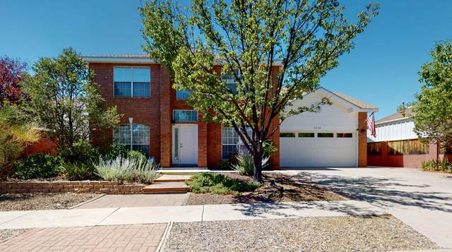 8028 Lynnhaven Place NW, Albuquerque, NM 87120 (MLS #972355) :: Campbell & Campbell Real Estate Services