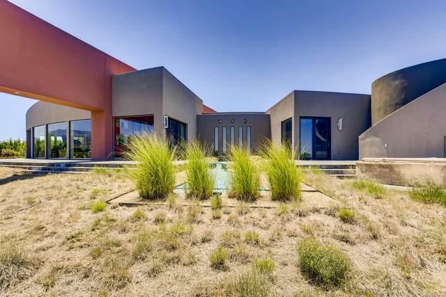 12B Calle De Luz, Santa Fe, NM 87506 (MLS #972370) :: The Bigelow Team / Red Fox Realty