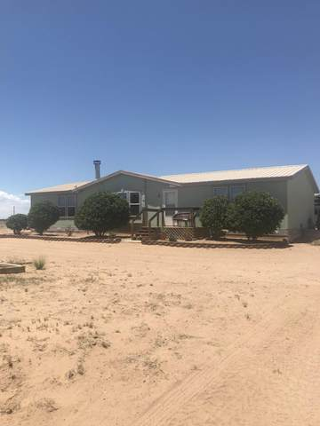 208 Claudine Drive, Belen, NM 87002 (MLS #972372) :: Sandi Pressley Team