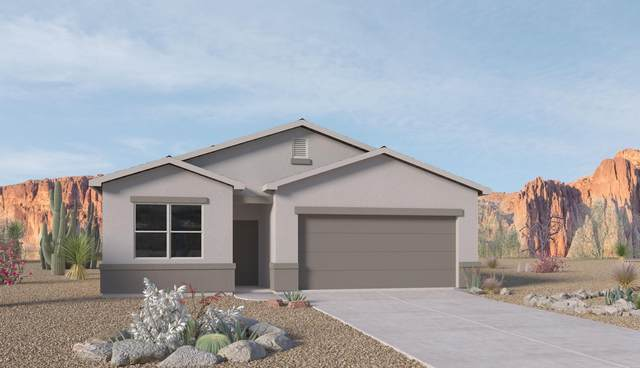 2204 Solara Loop NE, Rio Rancho, NM 87144 (MLS #972373) :: Sandi Pressley Team