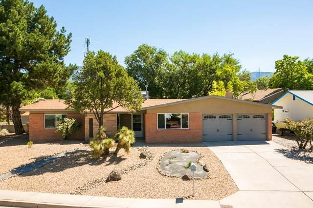 4106 Tara Court NE, Albuquerque, NM 87111 (MLS #972377) :: Campbell & Campbell Real Estate Services