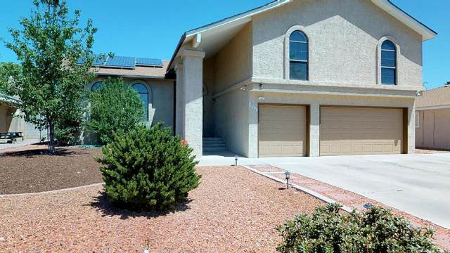 6317 Buenos Aires Place NW, Albuquerque, NM 87120 (MLS #972379) :: The Buchman Group