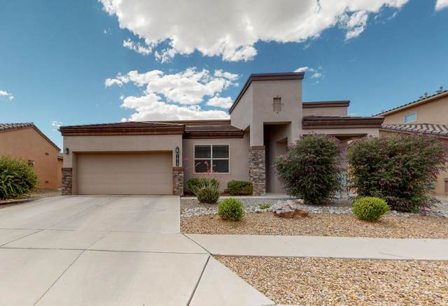 7015 Mete Sol Drive NW, Albuquerque, NM 87120 (MLS #972382) :: Campbell & Campbell Real Estate Services