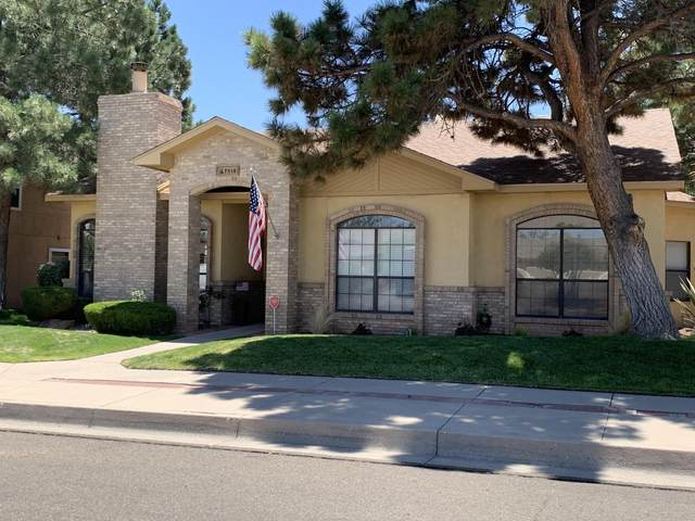7516 Sherwood Drive NW, Albuquerque, NM 87120 (MLS #972384) :: Campbell & Campbell Real Estate Services