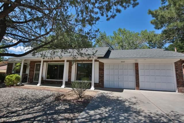 6433 Cathy Avenue NE, Albuquerque, NM 87109 (MLS #972385) :: Campbell & Campbell Real Estate Services