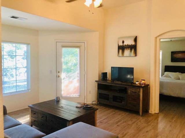 6501 San Antonio Drive NE #1101, Albuquerque, NM 87109 (MLS #972387) :: Campbell & Campbell Real Estate Services