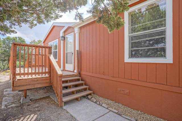 53 Lucas Road, Edgewood, NM 87015 (MLS #972467) :: Campbell & Campbell Real Estate Services