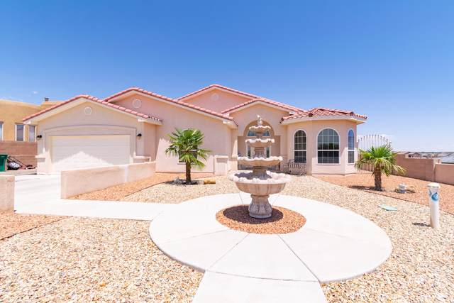 1509 22ND Avenue SE, Rio Rancho, NM 87124 (MLS #972537) :: The Buchman Group
