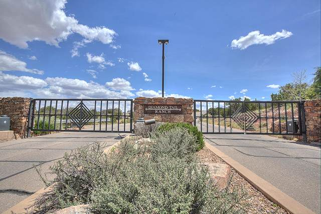 117 Diamond Tail Lot 14 Road, Placitas, NM 87043 (MLS #972546) :: Berkshire Hathaway HomeServices Santa Fe Real Estate