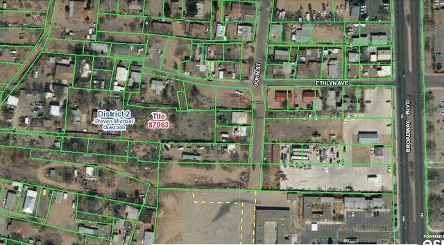 Mrgcd Map #41 Trs 337A-1-A-2, Albuquerque, NM 87105 (MLS #972554) :: The Buchman Group
