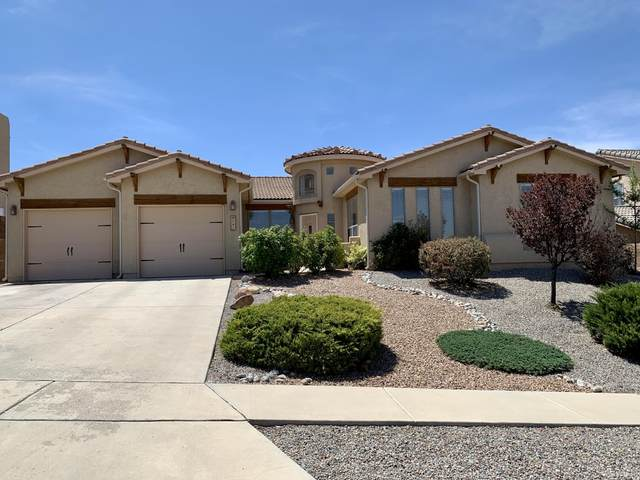 741 Loma Pinon Loop NE, Rio Rancho, NM 87144 (MLS #972563) :: The Bigelow Team / Red Fox Realty