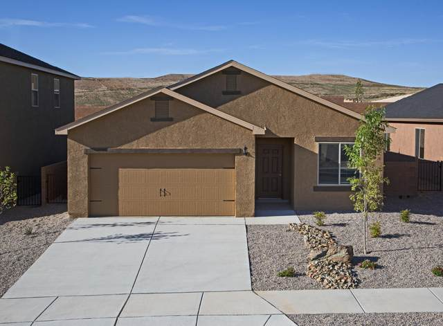 3719 Buffalo Trail Road NE, Rio Rancho, NM 87144 (MLS #972670) :: Campbell & Campbell Real Estate Services