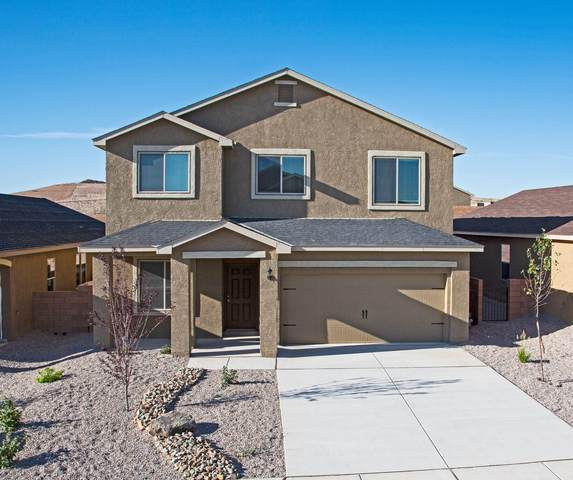 3713 Bronco Trail Road NE, Rio Rancho, NM 87144 (MLS #972673) :: Campbell & Campbell Real Estate Services