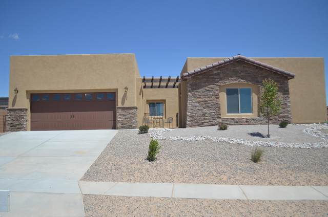 1063 Contabella Lane, Bernalillo, NM 87004 (MLS #972898) :: The Bigelow Team / Red Fox Realty