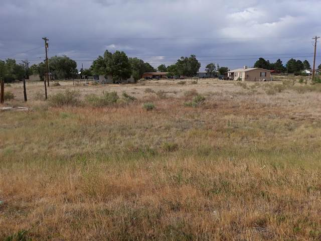 Us Route 66 East, Moriarty, NM 87035 (MLS #972970) :: Berkshire Hathaway HomeServices Santa Fe Real Estate