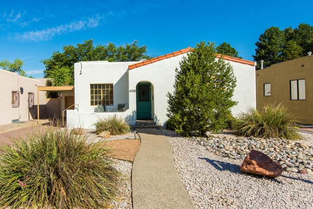 409 Tulane Place NE, Albuquerque, NM 87106 (MLS #973042) :: The Buchman Group