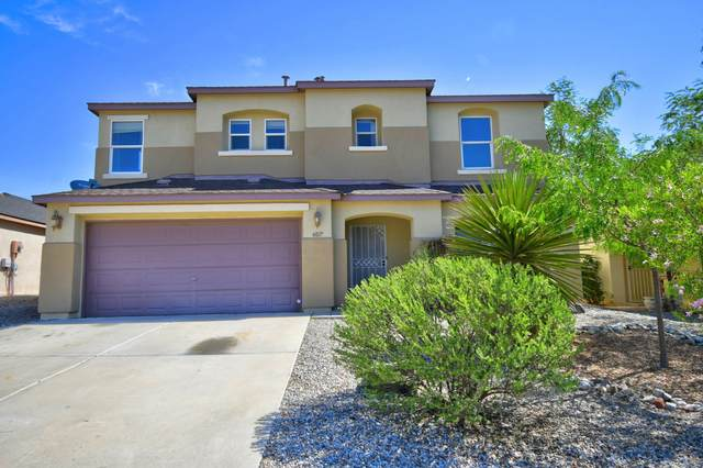 6017 Crownpoint Drive NE, Rio Rancho, NM 87144 (MLS #973211) :: Sandi Pressley Team