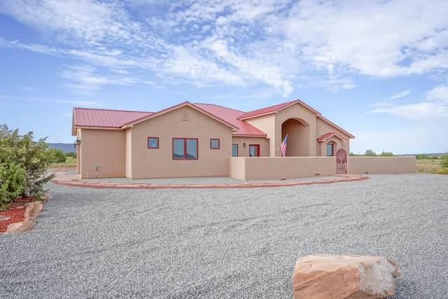 337 Scholle Road, Socorro, NM 87801 (MLS #973368) :: The Bigelow Team / Red Fox Realty
