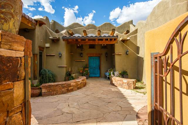 8671 Rio Grande Boulevard NW, Los Ranchos, NM 87114 (MLS #973469) :: HergGroup Albuquerque