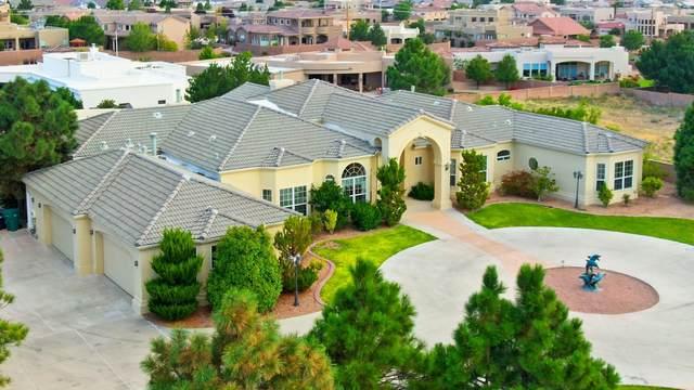 8000 San Diego Avenue NE, Albuquerque, NM 87122 (MLS #973665) :: The Buchman Group