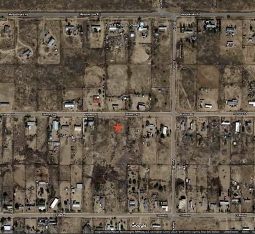 Mesa Ridge Estates Lot 27C, Los Lunas, NM 87031 (MLS #973694) :: The Bigelow Team / Red Fox Realty