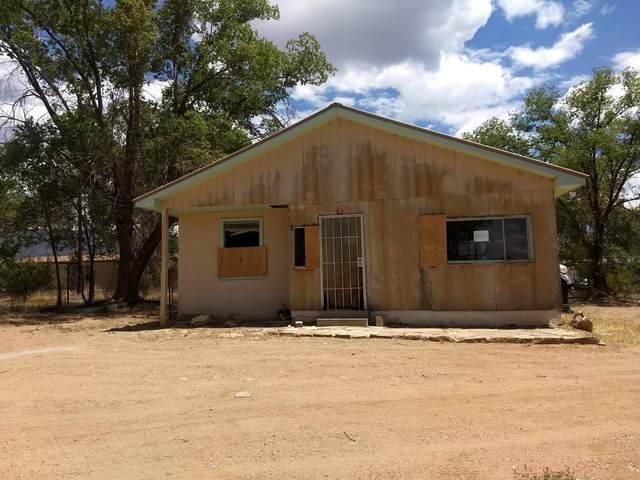 18 State Highway 126, Cuba, NM 87013 (MLS #973734) :: Berkshire Hathaway HomeServices Santa Fe Real Estate
