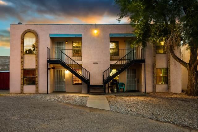 11108 Senac Place NE, Albuquerque, NM 87123 (MLS #973749) :: The Buchman Group