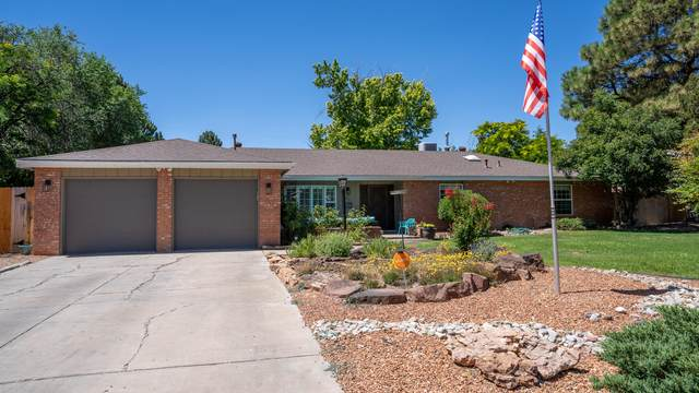 2116 Dietz Place NW, Albuquerque, NM 87107 (MLS #973763) :: Campbell & Campbell Real Estate Services