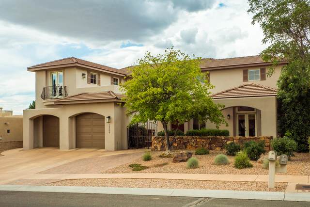 12609 Calle Del Oso Place NE, Albuquerque, NM 87111 (MLS #973778) :: The Bigelow Team / Red Fox Realty