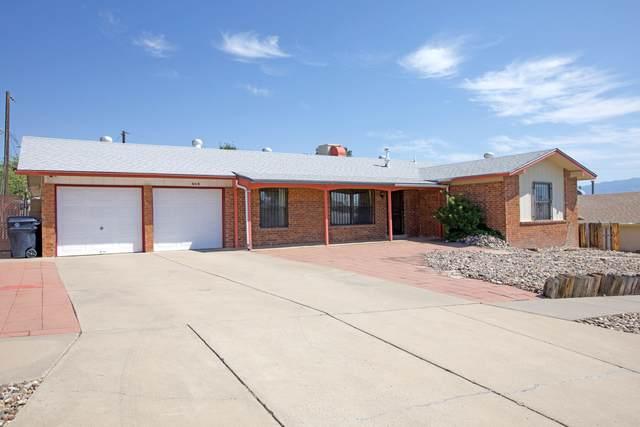 5119 Atrisco Place NW, Albuquerque, NM 87105 (MLS #973793) :: Berkshire Hathaway HomeServices Santa Fe Real Estate