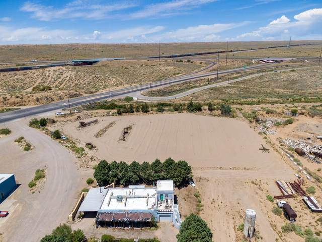 7 Industrial Park Lane, Belen, NM 87002 (MLS #973814) :: The Bigelow Team / Red Fox Realty