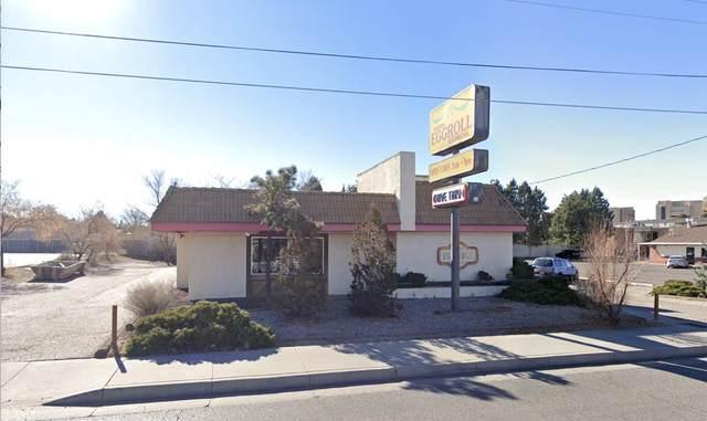 5910 Gibson Boulevard SE, Albuquerque, NM 87108 (MLS #973817) :: The Buchman Group