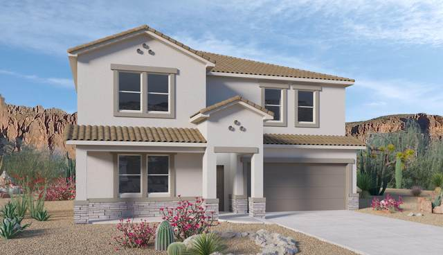 2004 Hubbard SE, Albuquerque, NM 87123 (MLS #973822) :: The Buchman Group