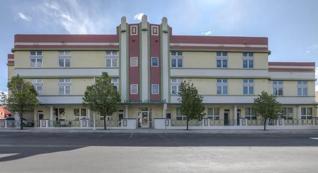 110 Richmond Drive SE #207, Albuquerque, NM 87106 (MLS #973854) :: The Buchman Group