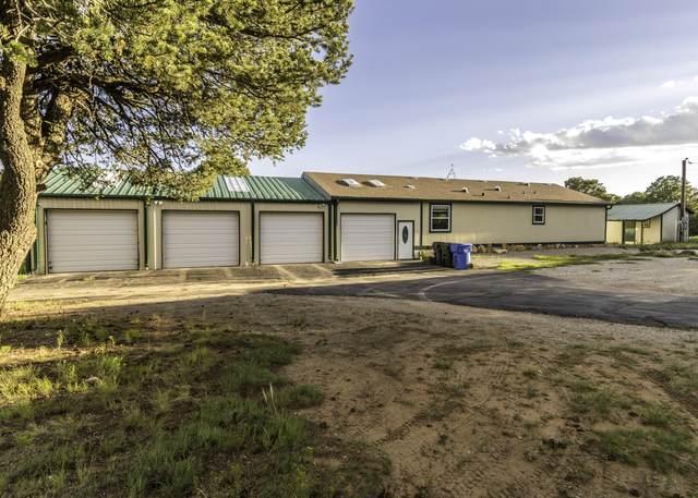 14 Fishburn Lane, Edgewood, NM 87015 (MLS #973885) :: Berkshire Hathaway HomeServices Santa Fe Real Estate