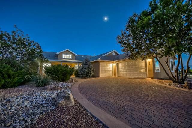 602 Avenida Los Suenos, Bernalillo, NM 87004 (MLS #973902) :: Campbell & Campbell Real Estate Services