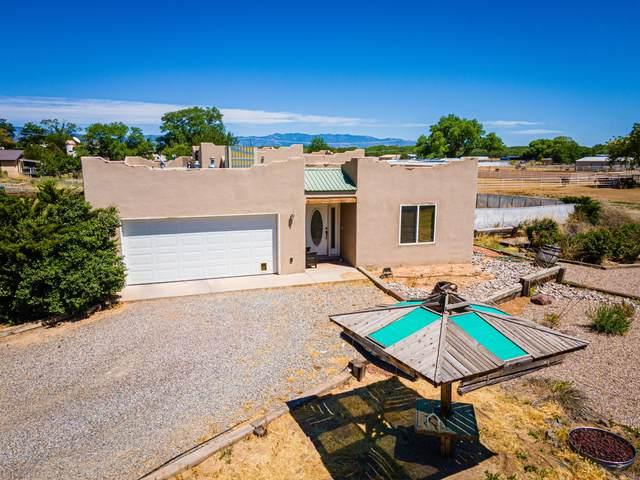 4200 Diaz Road SW, Los Lunas, NM 87031 (MLS #973938) :: Campbell & Campbell Real Estate Services