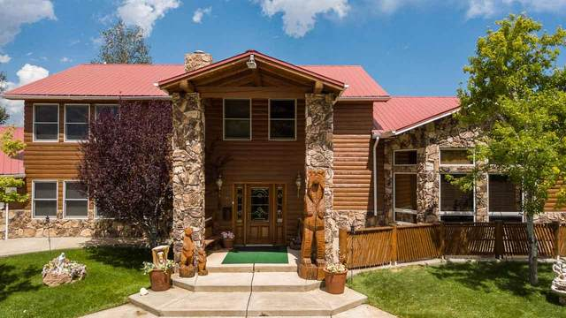 19 Double D Road, Pecos, NM 87552 (MLS #973974) :: The Buchman Group