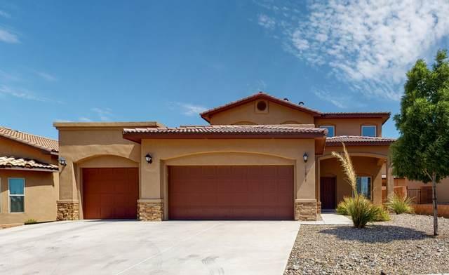 11815 Pompano Place SE, Albuquerque, NM 87123 (MLS #973998) :: The Buchman Group