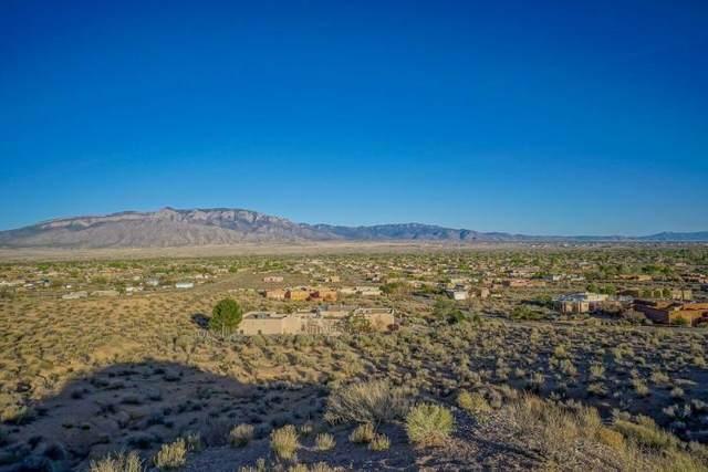 Lot 21 Tierra Encantada Road, Corrales, NM 87048 (MLS #974077) :: Campbell & Campbell Real Estate Services