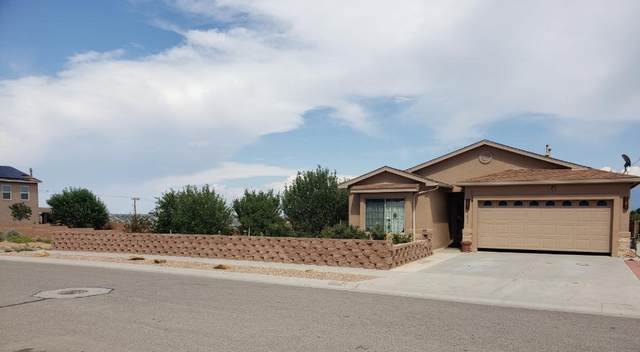 11024 Gladiolas Place NW, Albuquerque, NM 87114 (MLS #974080) :: The Bigelow Team / Red Fox Realty
