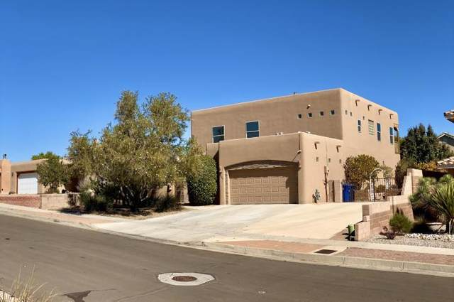 9948 Cardinal Street NW, Albuquerque, NM 87114 (MLS #974081) :: HergGroup Albuquerque