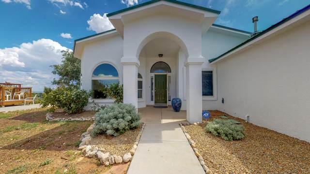 1 Hilltop Road, Edgewood, NM 87015 (MLS #974120) :: Campbell & Campbell Real Estate Services