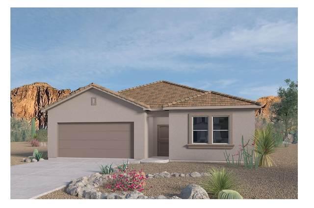 2032 Hubbard Street SE, Albuquerque, NM 87123 (MLS #974184) :: The Buchman Group