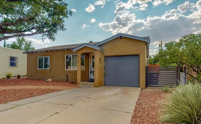 413 Morningside Drive SE, Albuquerque, NM 87108 (MLS #974213) :: The Buchman Group