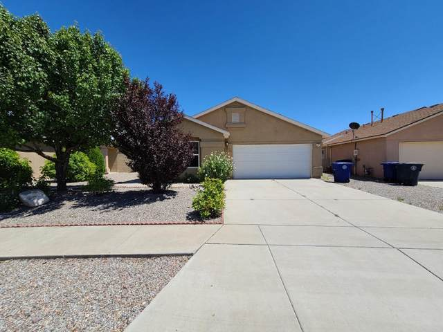 11236 Kaibab Road SE, Albuquerque, NM 87123 (MLS #974251) :: The Buchman Group