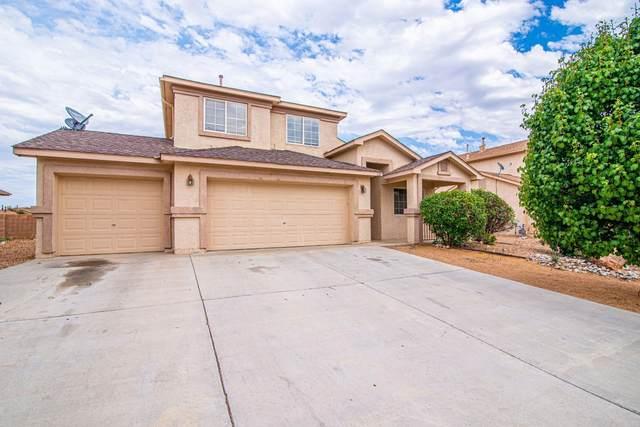 240 Solitude Avenue SW, Los Lunas, NM 87031 (MLS #974278) :: The Bigelow Team / Red Fox Realty